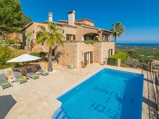 SOL I LLUNA - Villa for 8 people in s'Horta