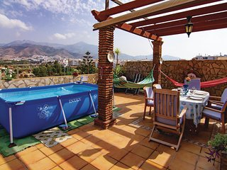 Beautiful apartment in Nerja w/ WiFi, Outdoor swimming pool and 2 Bedrooms