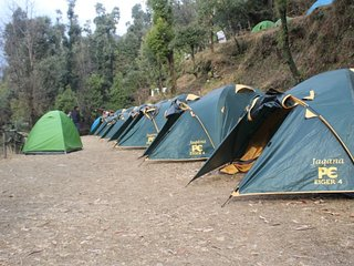 Nature View Camp in Mcleodganj Dharamshala