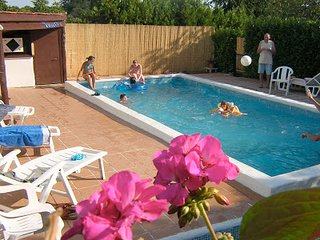 Gîte 'ZEN' 4/6 personnes avec piscine et climatisation