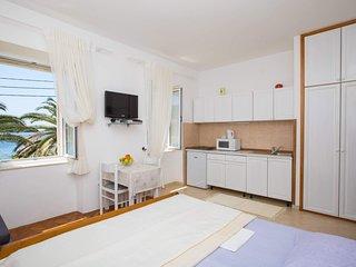 Apartments Vidak - Studio Apartment with Sea View - (A5)