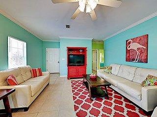 Sundial B: Colorful Condo w/ Pool & Pond - By TurnKey