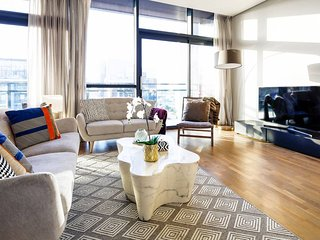 ★ Luxury Apartment, Mins Away From City Walk Mall