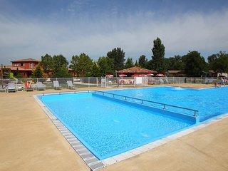 Maison de vacances confortable pour 4 | piscines, sauna et plus!
