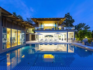 Exclusive Living and Ultimate Privacy Sea view 5 bedrooms