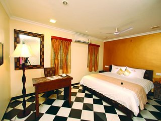 Few km to Gandhi Memorial Museum/cosy rooms