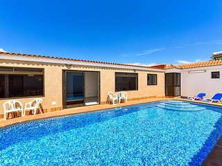 4 bedroom Villa in Playa del Hombre, Canary Islands, Spain - 5783155