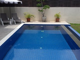 3 BEDROOMS VILLA PRIVATE POOL LAMAI beach KO SAMUI