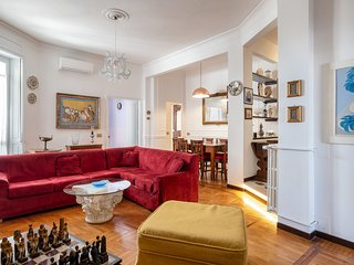 Classic decor flat 15min from Piazza del Popolo