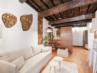 Wonderful flat in lively Trastevere