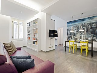 Charming flat near Via Veneto