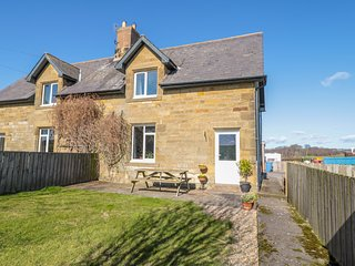 APPLETREE, Multi-fuel stove, WiFi, Family-friendly, Alnwick