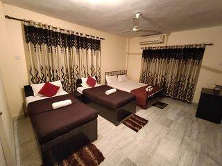 Luxurious Deluxe Room in CBD Belapur