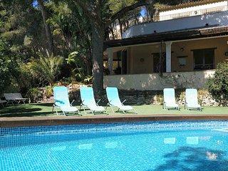 Villa lujo cerca del centro de Malaga