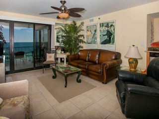 6th Floor Gulf-front | Outdoor pool, Hot tub, Sauna, Fitness, Tennis Court, Wifi
