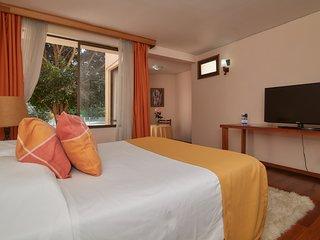 El Valle de Azapa, lejos del ruido de la ciudad, alberga a nuestro hotel.
