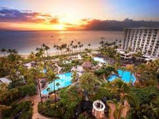 Westin Kaanapali Ocean Resort Thanksgiving Week