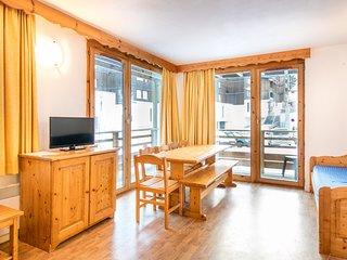 Appartement charmant 8p, avec cuisine et balcon/terrasse