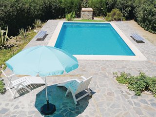 Stunning home in El Gastor w/ Outdoor swimming pool, WiFi and 3 Bedrooms (EAC413