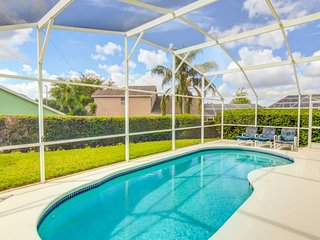 Privacy Pool Area In This Beautiful Home!