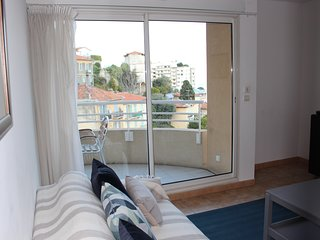 Two bed, sea view, Les Jardins, parking optional