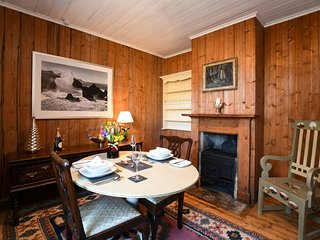 The Lodge at Strathaird House, experience traditional Highland charm!