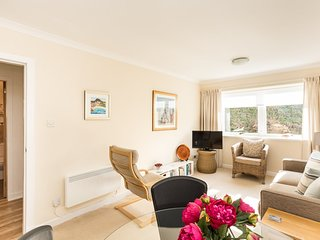 One bedroom seaside holiday apartment centrally located in North Berwick