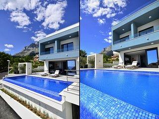 Villa Ninona with Heated Pool