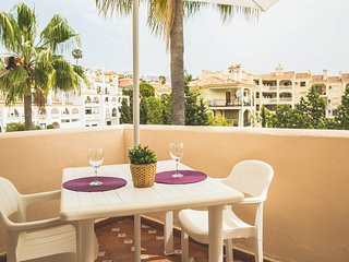 Luminoso apartamento en Riviera del Sol - Malaga
