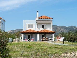 Alkion Villa - Beachfront house