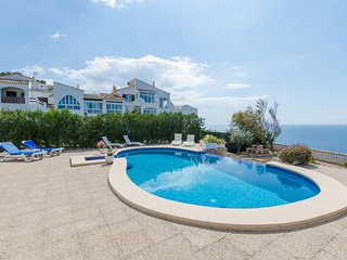 YourHouse Somni trendy house with incredible view and infinity pool