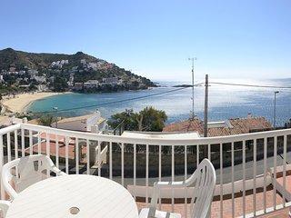 EDEN- Apartamento 2 dormitorios con fabulosas vistas al mar y garaje