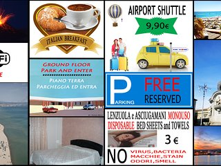 AIR SHOT - Airport shuttle service