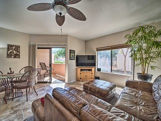 NEW! West Phoenix Condo w/ Pvt Patio & Pool Access