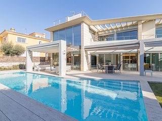 Agusmar - Spectacular villa with pool in Llucmajor - Adults Only or Families.