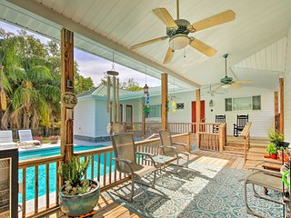 NEW! Homosassa Home w/Pool Access - By Boat Launch