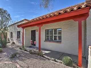 Bright Tucson Home w/ Patio By Rillito River Path!