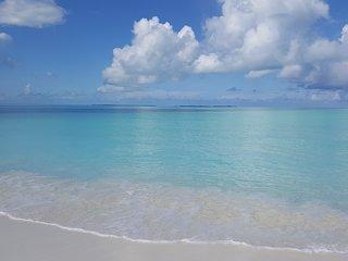 'Serenity by the Sea' at Treasure Cay, Abaco, Bahamas