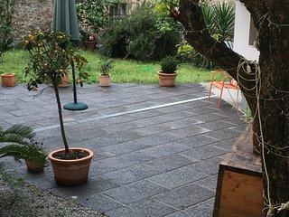Giardino del Serraglio, nel centro storico di Prato, a pochi minuti da Firenze