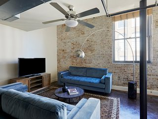 Sonder | Constance Lofts | Charming 2BR + Gym