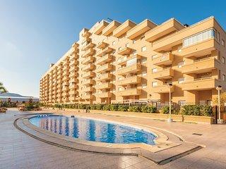 Beautiful apartment in Oropesa del Mar w/ Indoor swimming pool, Outdoor swimming