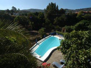 Villa Las Cadenas (Piedra) - WiFi + Terraza + Piscina