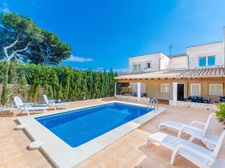 VILLA GLORIA - Villa for 8 people in Cala Pi - Llucmajor
