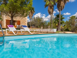 Banyols - Beautiful villa with pool in Alaró