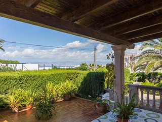 Blava - Beautiful villa with pool and sea views in Llucmajor