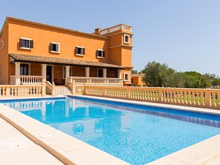 Birkadem - Villa with pool and garden in Santa Margalida