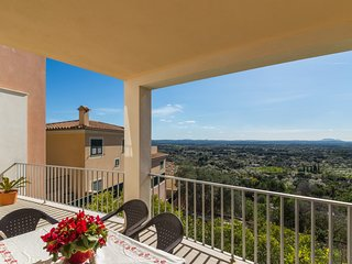 Biali - Beautiful house with stunning views in Búger