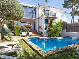 Baulo Pleta - Modern luxury villa with pool and garden in Son Baulo