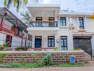Homely 3-bedroom villa for nine, near Baga Beach-71040