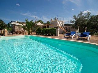 Ca Na Pepa - Beautiful villa with pool in Muro